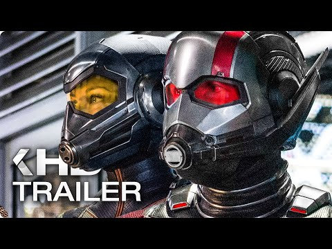 ANT-MAN 2: And The Wasp Trailer (2018)