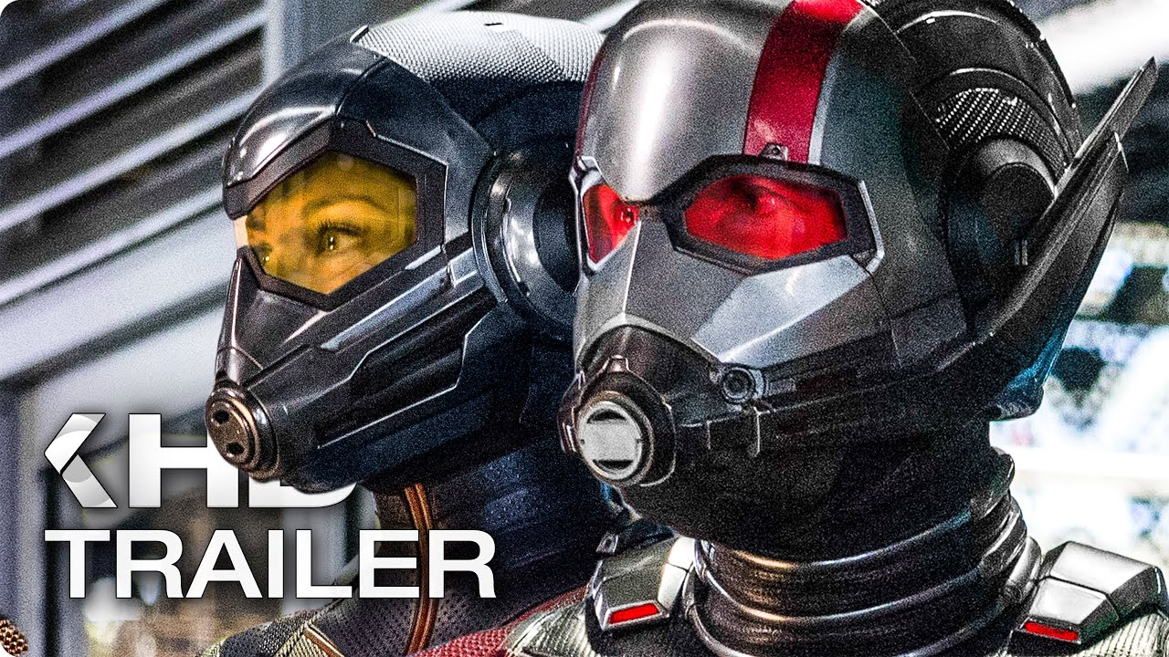 ANT MAN 2  And The Wasp Trailer  2018    YouTube  AntManAndTheWasp  Trailer