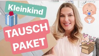 MEGA Kleinkind/Baby TAUSCHPAKET mit Nadine Mari! ♡