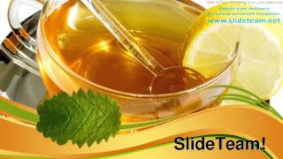 Herbal Tea Food PowerPoint Templates Themes And Backgrounds ppt designs