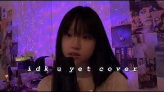 idk u yet - alexander23 (cover by Kim!)