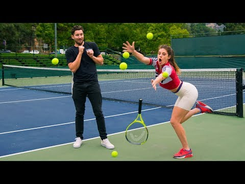 Wait, My Crush is Watching? | Hannah Stocking, Lele Pons & Jeff Wittek