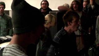 Tigers Jaw - Plane vs. Tank vs. Submaring & I Saw Water - 12/06/2009