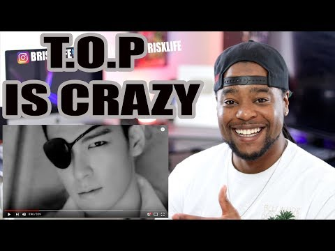 T.O.P - DOOM DADA M/V | BIGBANG BIAS?!  REACTION!!!
