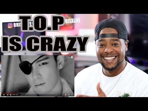 T.O.P - DOOM DADA M/V   BIGBANG BIAS?!  REACTION!!!