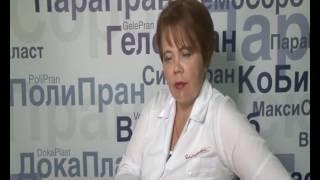 Видео-обзор повязок Парапран