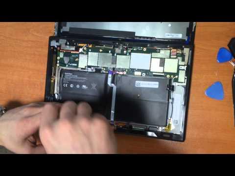 Nokia 2520 disassembly