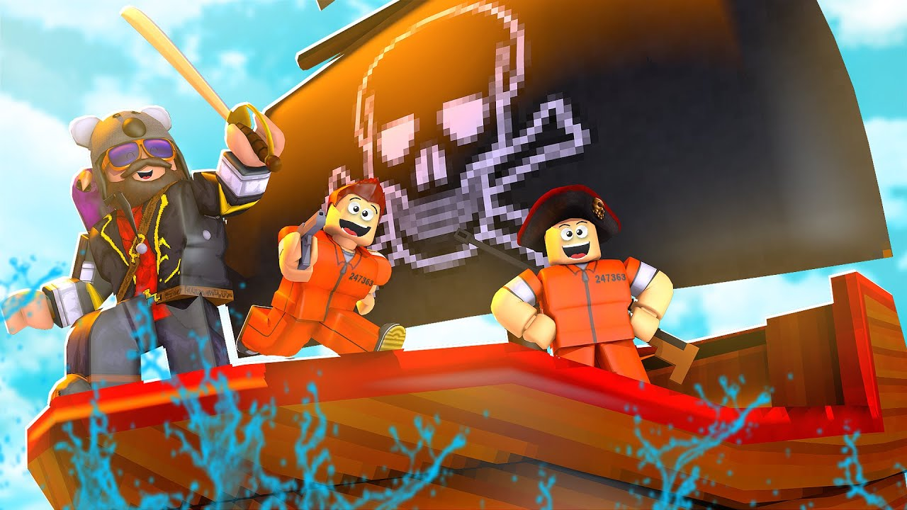 I Bought A 1 000 000 Pirate Ship In Roblox Jailbreak Youtube