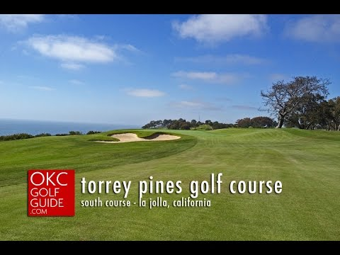 Torrey Pines Golf Course | South Course | LaJolla, California