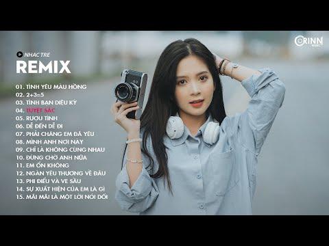 Tuyệt Sắc Remix, Rượu Tình, Tình Yêu Màu Hồng Remix - Nhạc Trẻ Remix Hay Nhất 2021
