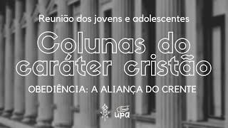 REUNIÃO JOVENS E ADOLESCENTES  IPJP