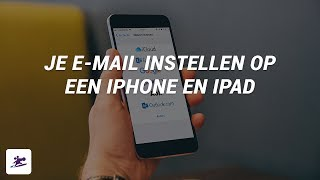 E-mail instellen op een iPhone en iPad I E-mail instructievideo