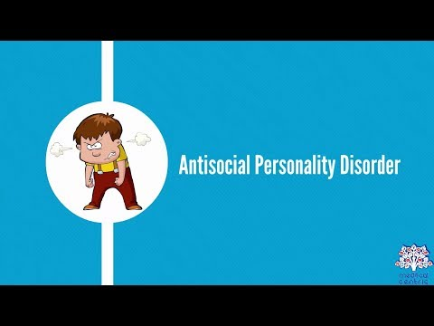 Antisocial Personality Disorder, Causes , Signs And Symptoms, Diagnosis And Treatment.