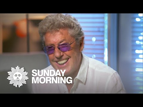 Roger Daltrey of The Who: Rock legend, cancer warrior