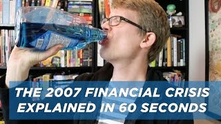 The Explain The 2008 Financial Crisis CHALLENGE! (and 7 other challenges)