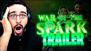 🔴#MTGA | Reaccionando al Trailer de WAR OF THE SPARK
