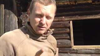 Выпилил стенку для нового окна/ДЕРЕВЕНСКИЙ ПИОНЕР