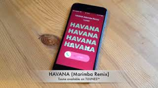 Have a sweet ringtone HAVANA originally performed by Camila Cabello ft Young Thug Now on TUUNE