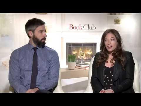 BOOK CLUB s  Bill Holderman and Erin Simms