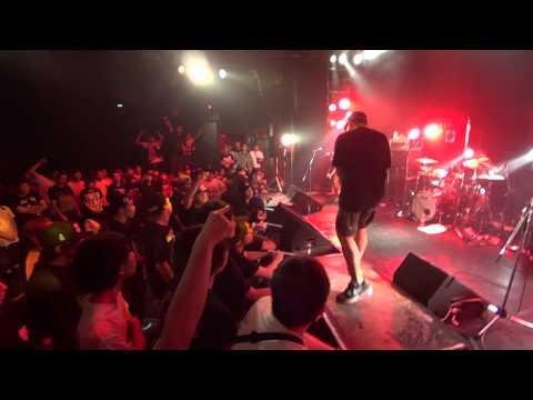 BLINDSIDE 渋谷Club Asia レコ発 2015/7/11 FULL SET[HD]