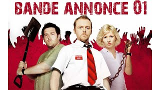 [Pop And Co] Shaun of the Dead - Bande annonce 01