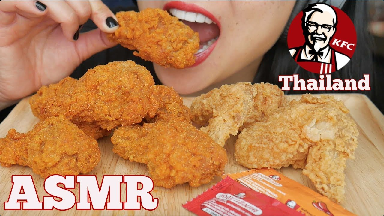 Asmr Kfc Thailand Spicy Fried Chicken Crunchy Eating Sounds No Talking Sas Asmr Youtube Her birthday, what she did before fame, her family life, fun trivia facts with more than 2.2 billion total video views, sas became a youtube phenomenon specializing in eating. asmr kfc thailand spicy fried chicken crunchy eating sounds no talking sas asmr