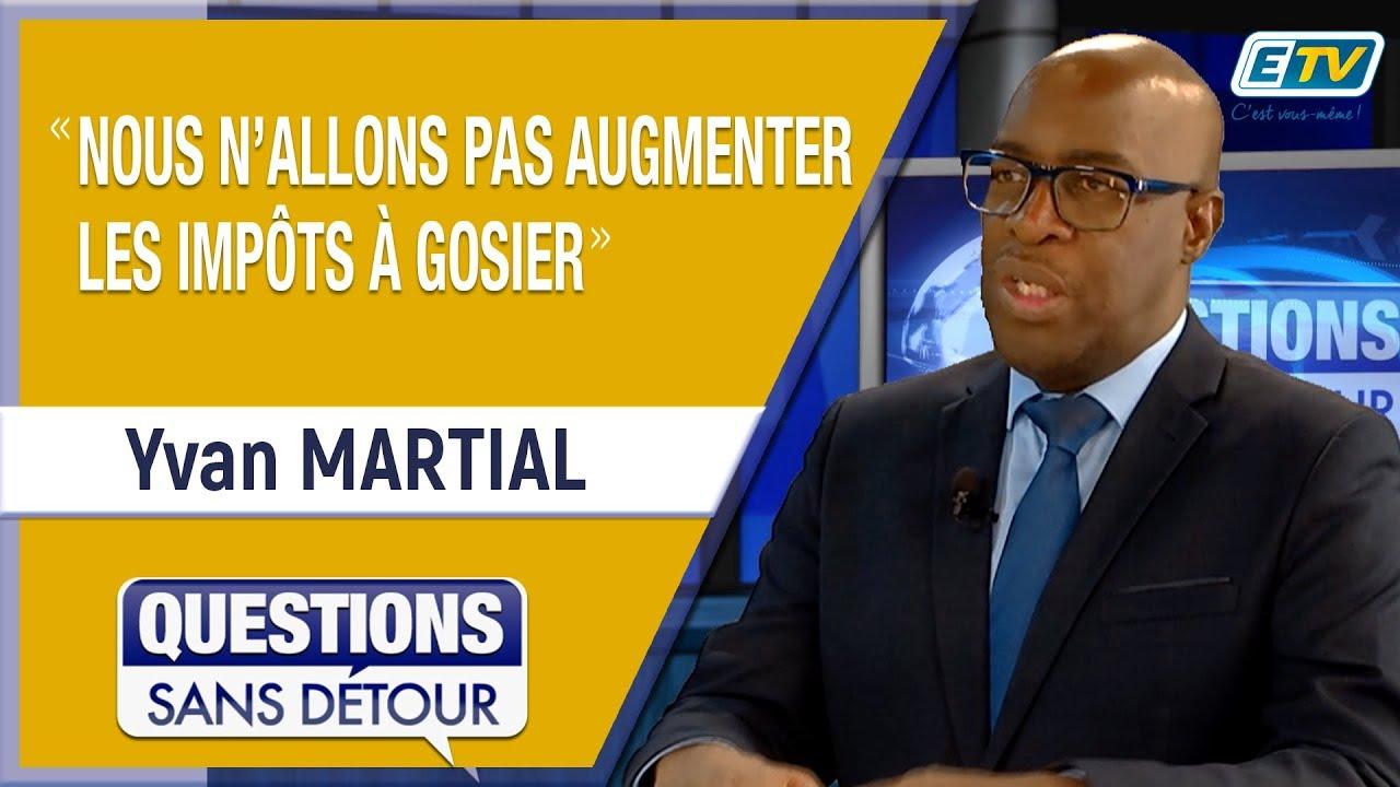 Questions Sans Détour avec Yvan MARTIAL