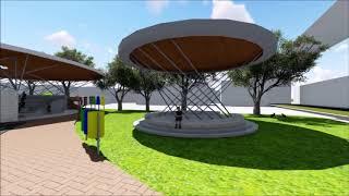 Animasi Lumion #Desain Taman Edukasi - YouTube