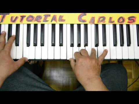 Increible Miel San marcos - Tutorial Piano Carlos