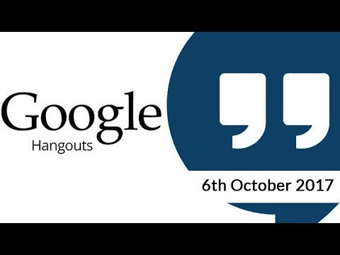 CPD Accredited Hangout - 6th October 2017 - Blockchain, Bitcoins and our business