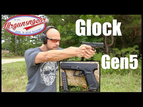 New Gen5 Glock 17 Test & Review: Perfection?