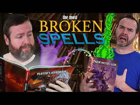 the-most-broken-spells-in-5e-dungeons-&-dragons-|-web-dm