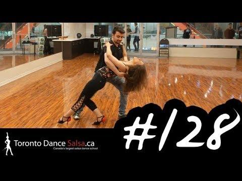 TDS Beginner Salsa Combination #128 - Aleks & Kristie