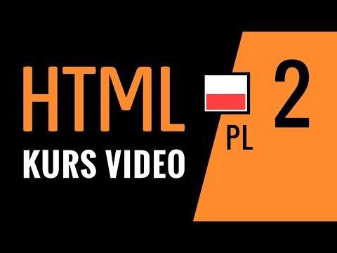 Kurs HTML odc.2: Budowanie struktury strony www