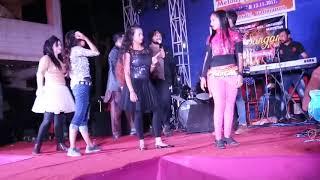 Human sagar live performance stage Show