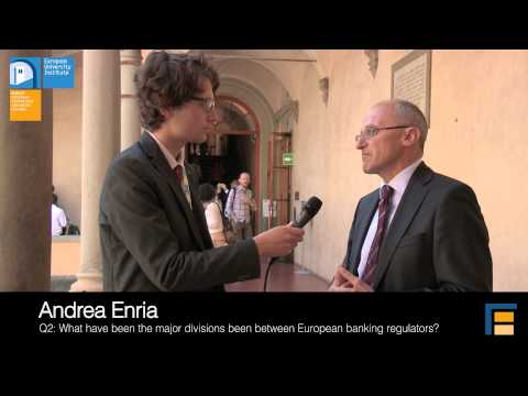 Banking Union in the global world | Andrea Enria - European Banking Authority
