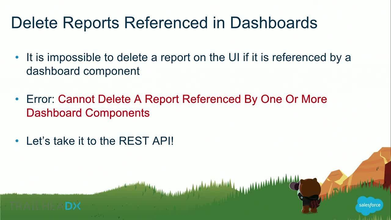 Learn Three Ways to Harness the Reports REST API