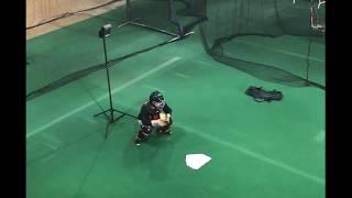 Brayden Kelly ~ Class of 2020 ~ Catcher ~ Baseball Skills Video ~ January 2019