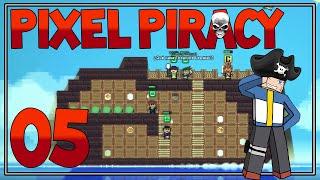 MUCHAS CIUDADES! | PIXEL PIRACY EP 5