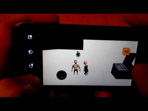Android stealth game Unity3d prototype