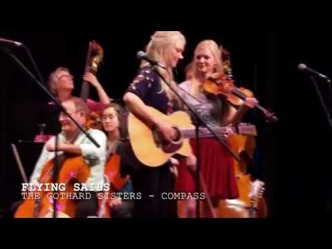 Live Show:  Flying Sails (The Gothard Sisters) w/Saratoga Orchestra