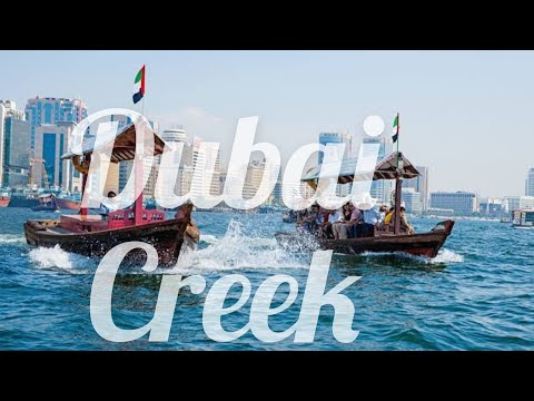 Dubai Creek | Deira Old Souk Abra Station