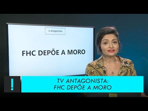 AO VIVO | FHC depõe a Moro