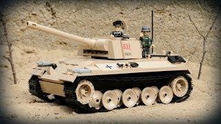 COBI Panther Tank / Pantera (2447) - recenzja