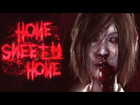 Home Sweet Home ХОРРОР - ОЧЕНЬ СТРАШНАЯ ДЕВУШКА | Первый взгляд
