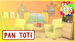 PAN TOTI - Pan Toti i sprawa foteli - Sezon 1 odc. 4 PL
