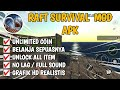 Gambar cover Raft Survival Ocean Nomad Mod Apk Android