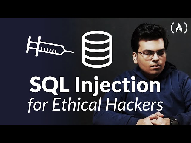 Basics of SQL Injection - Penetration Testing for Ethical Hackers