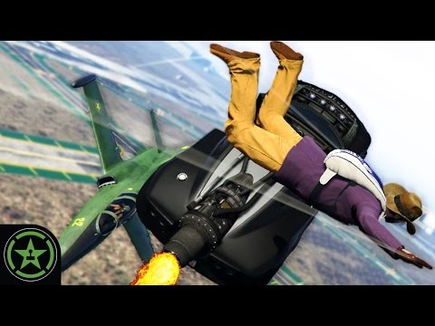 Let's Play: GTA V - Achievement Knievel 2017