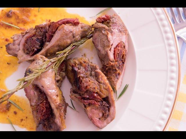 سخن وساقع - نجو الشرنوبي - خوخ كون كاسيه مع ايس كريم + بط محشى طماطم - ج2